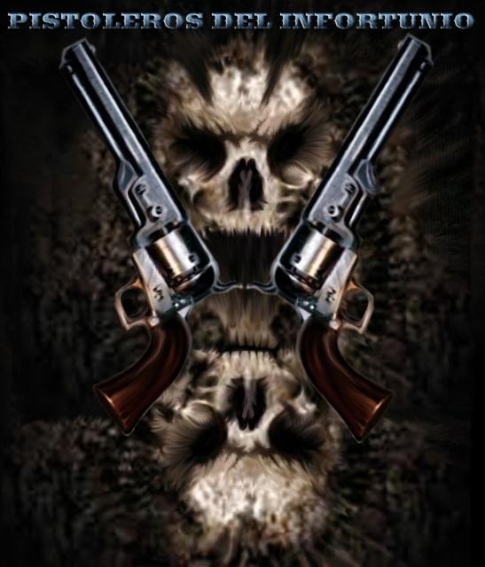 pistolerosazul