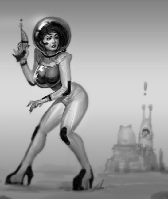 space_girl_by_robotpencil-d3ccnhf